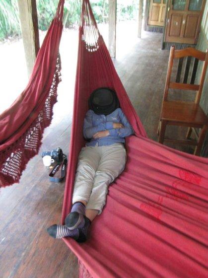 Chalalan, Madidi National Park, Amazon, Bolivia, South America