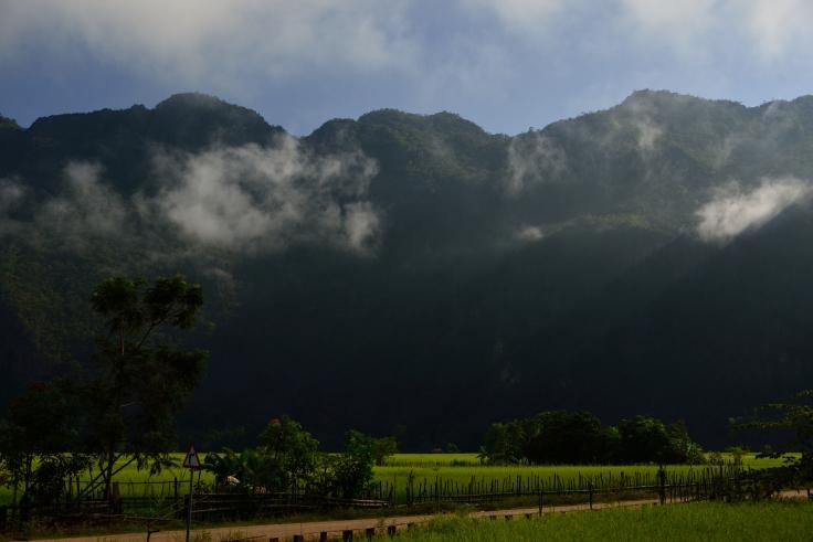 Konglor, Laos, SE Asia