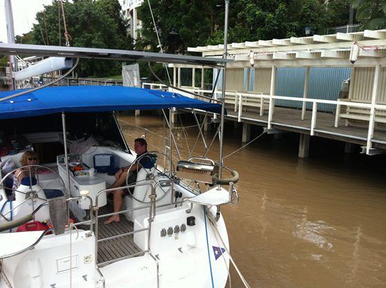floods, Brisbane, Queensland, Australia