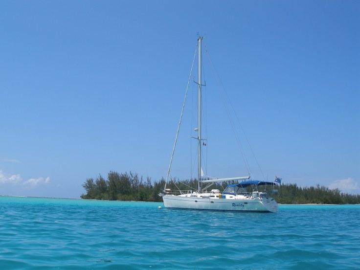 Sailing, Dominican Republic, Central America