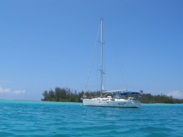 Sailing, Dominican Republic, Central America