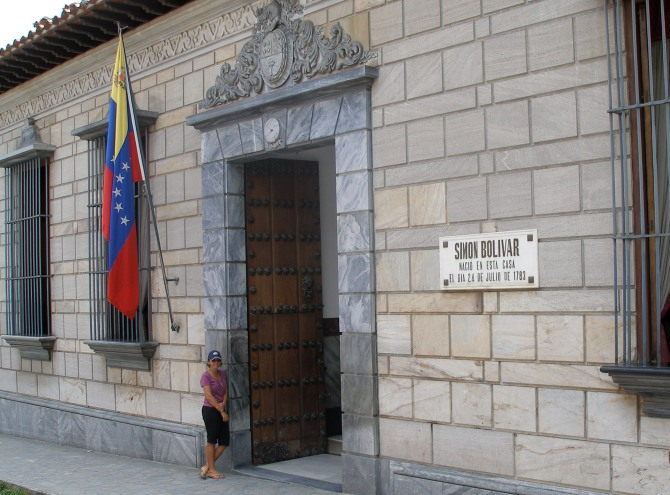 Venezuela: Simón Bolívar's birthplace