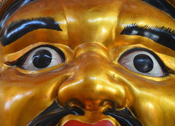 Malaysia: Brinchang Sampoh Buddist Temple