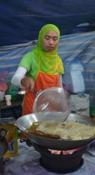 Malaysia: Brinchang Night Market food