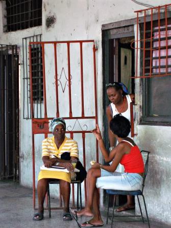 Havana, Cuba, locals