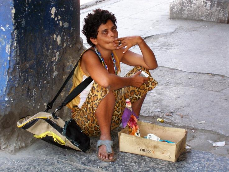 Havana, Cuba, local, cigar