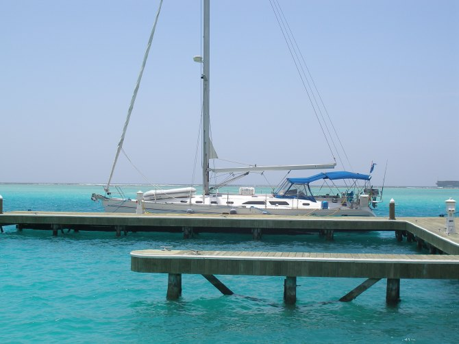 Dominican Republic: Boca Chica Catalina 47'