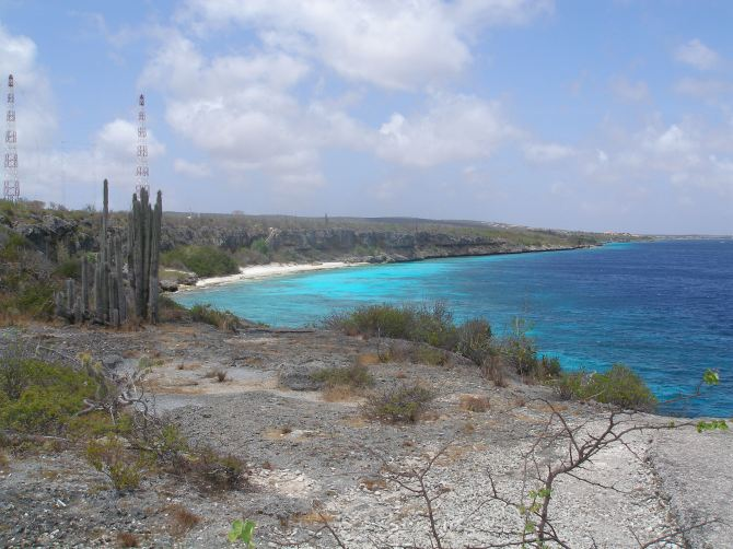 Bonaire: gorgeous scenery
