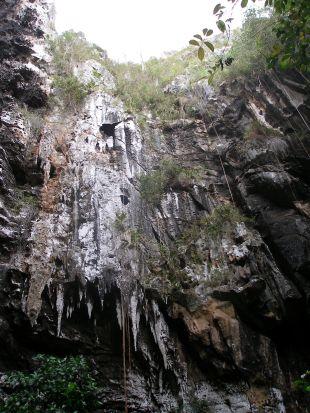 Chichiriviche: Caquetios cave, Venezuela