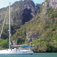 Sailing: Netherlands Antilles to Venezuela