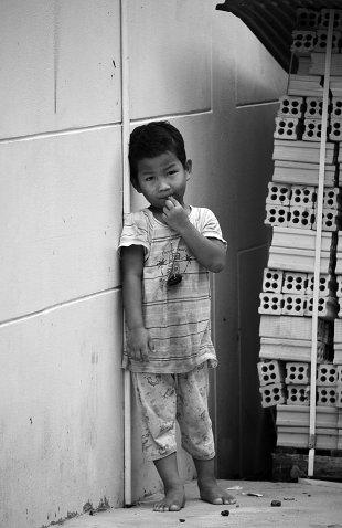Ranong, boy, Thailand