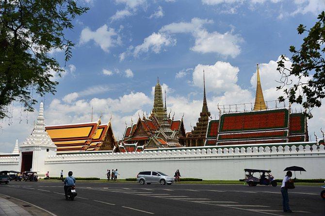 Bangkok, Thailand, palace