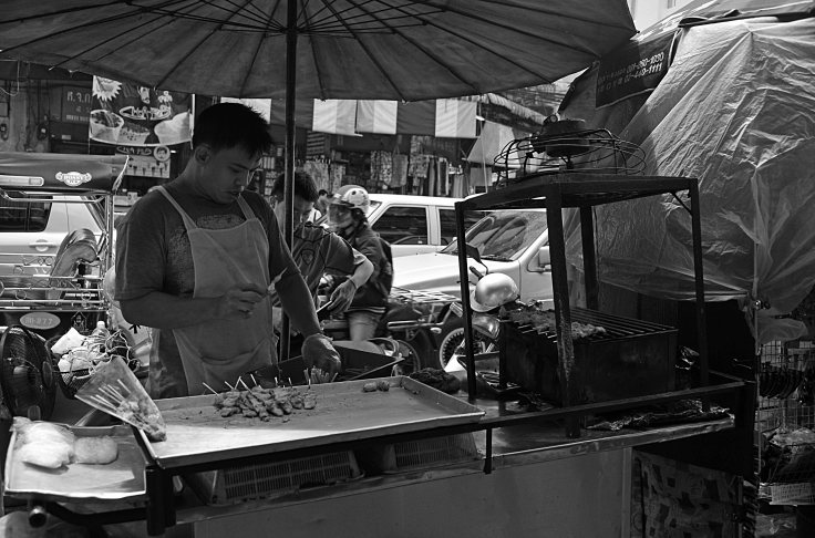 Bangkok, Thailand, food