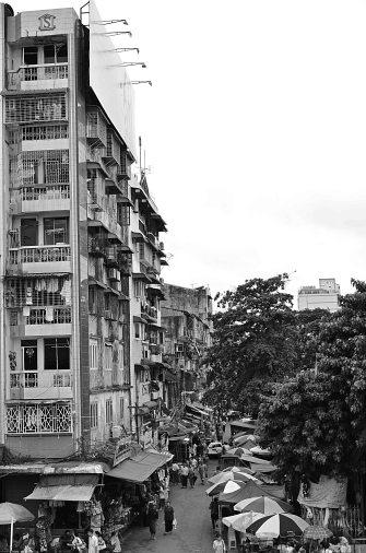Myanmar, Burma, streets