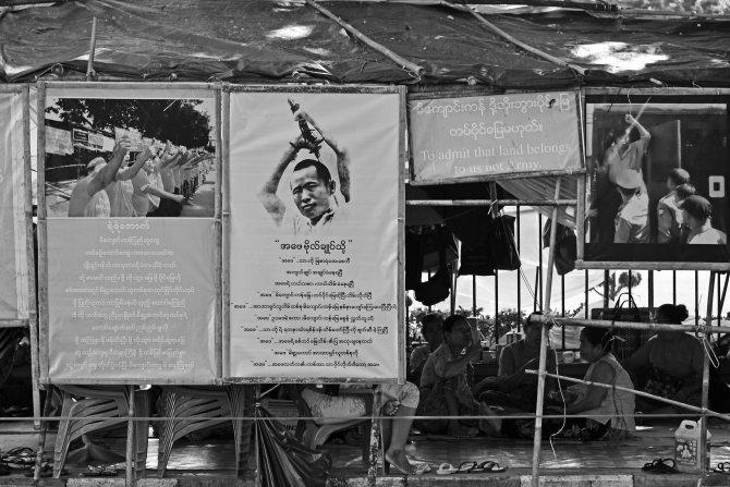 Myanmar, Burma, politics