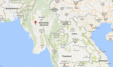 Bagan, Myanmar, Burma