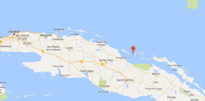 Cayo France, Cuba
