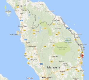 Cherating, Malaysia