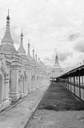 shrine, Mawlamyine, Burma, Myanmar