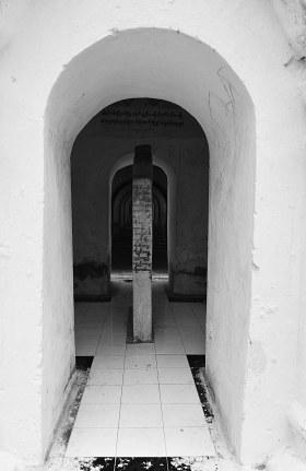 Mawlamyine, Burma, Myanmar, shrine