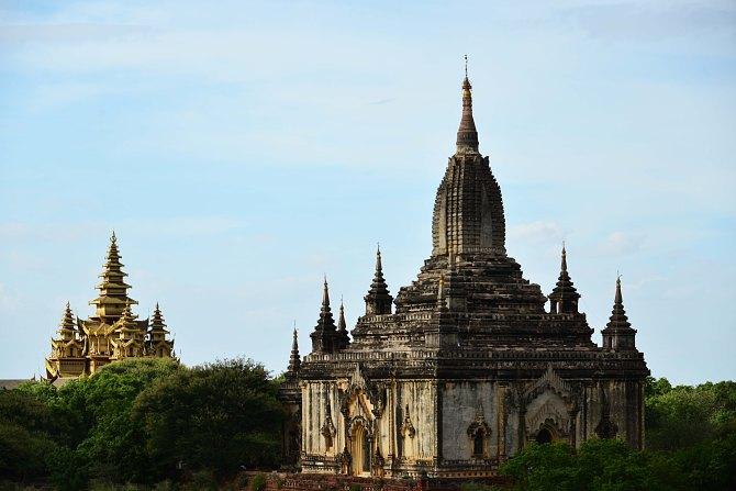 Bagan, myanmar, burma, temples