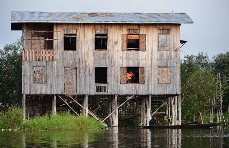 Shan, Burma, Myanmar, Inle Lake