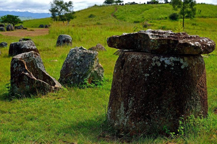 Phonsavanh, Laos, Plain of Jars