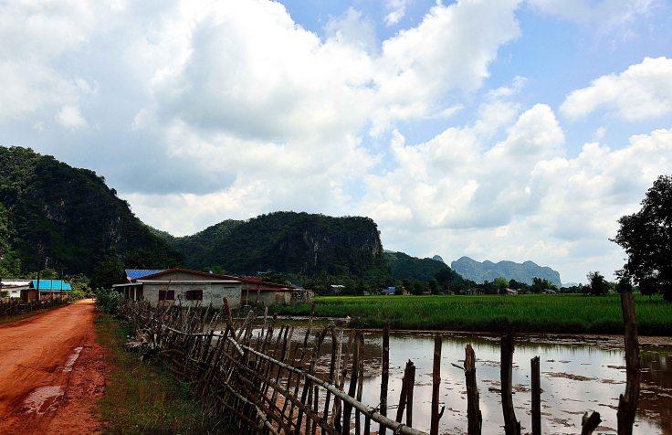 Thakhek, Laos, SE Asia, Route 12