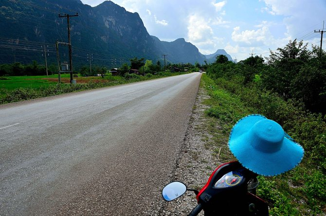Thakhek, Laos, SE Asia