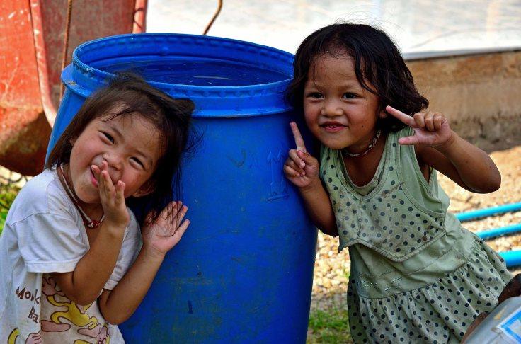 Konglor, Laos, SE Asia, locals