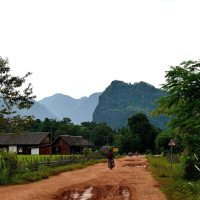 Thakhek and spectacular Konglor Cave - Southern Laos
