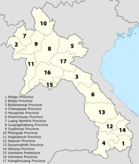 Laos: Bokeo Province