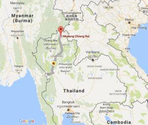 Mae Sot, Chiang Rai, Thailand