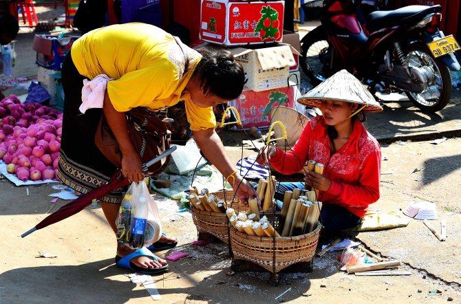 Pakse, Bolaven Plateau, Laos, festival