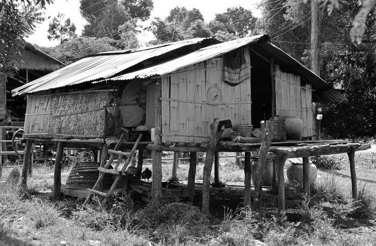 Laos, Don Khong, islands