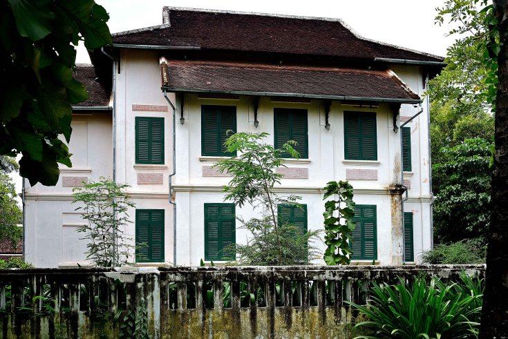 Laos, Don Khong, islands, museum