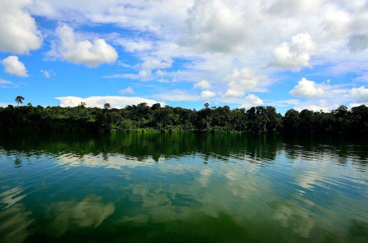 Banlung, Cambodia, lake