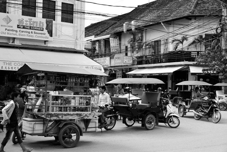 Siem Reap, Cambodia, SE Asia, temples