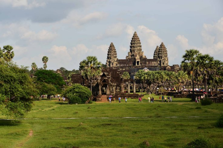 Angkor, Cambodia, SE Asia, temples