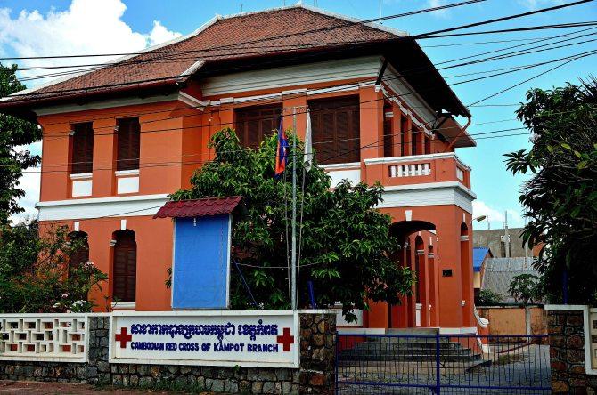 Cambodia, Kampot, colonial