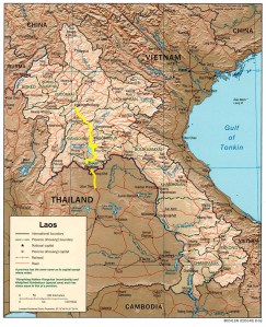 Laos, South East Asia