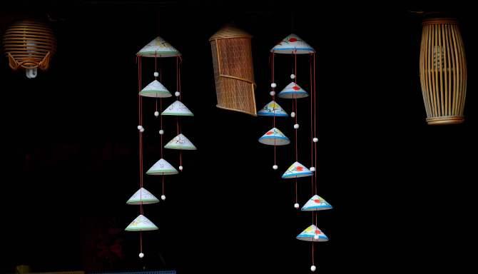 lanterns, hoi an, vietnam