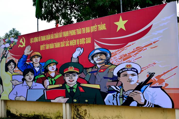 politics, Da Nang, vietnam