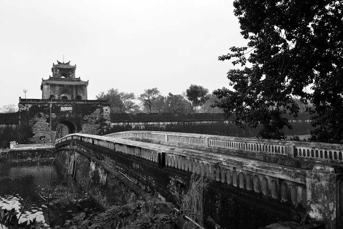 Hue, Vietnam, citadel