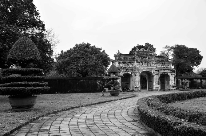 Hue, Vietnam, Imperial City
