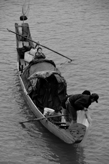Hue, Vietnam, boat