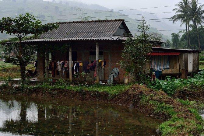 Hue, Vietnam, village