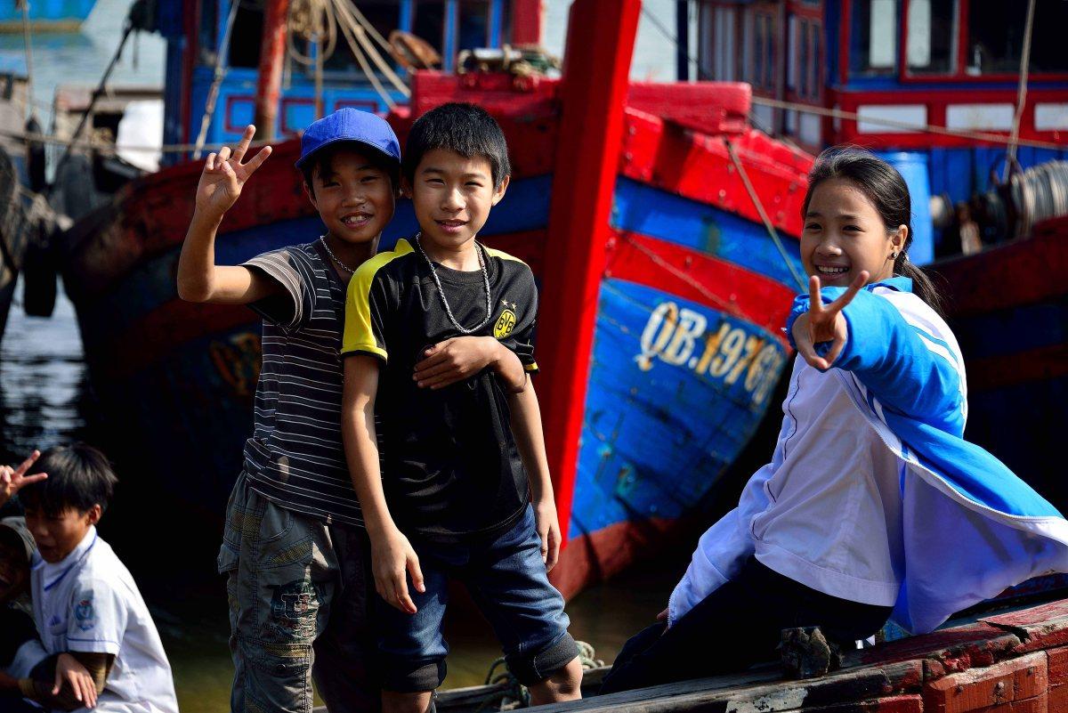 Dong Hoi - Northern Vietnam