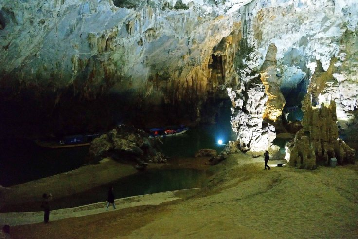 Phong Nha Cave, Dong Hoi, Vietnam