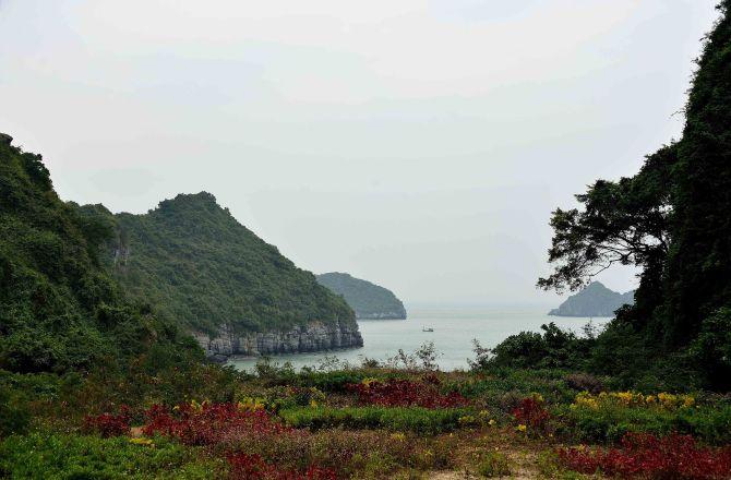 Hạ Long Bay, Vietnam, Cát Bà Island